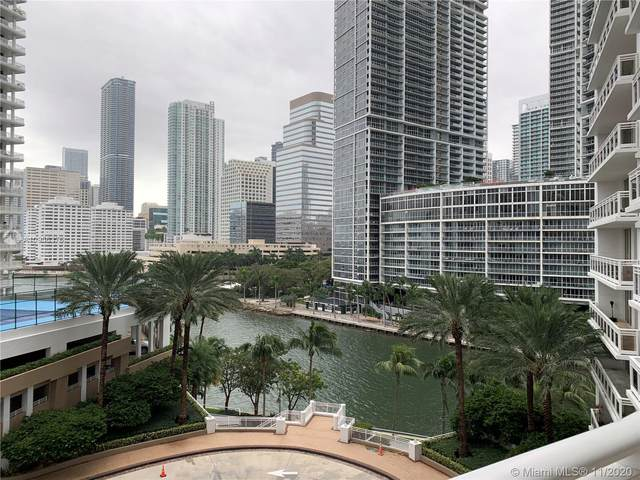 901 Brickell Key Blvd #801, Miami, FL 33131 (MLS #A10956376) :: Ray De Leon with One Sotheby's International Realty