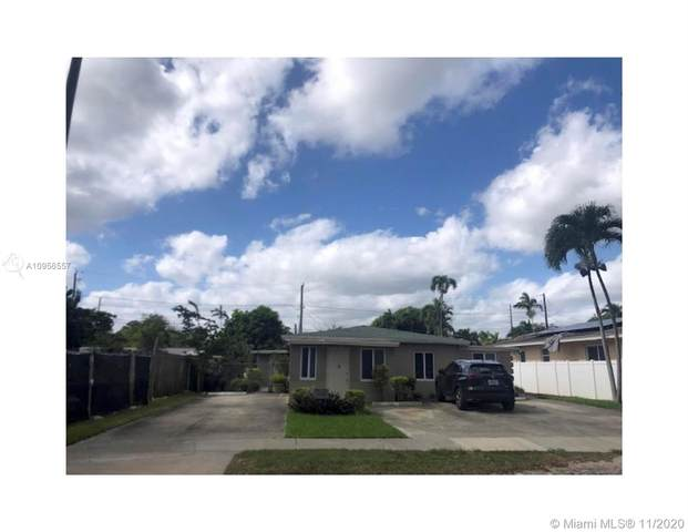 1314 S 20th Ave, Hollywood, FL 33020 (MLS #A10956557) :: Berkshire Hathaway HomeServices EWM Realty