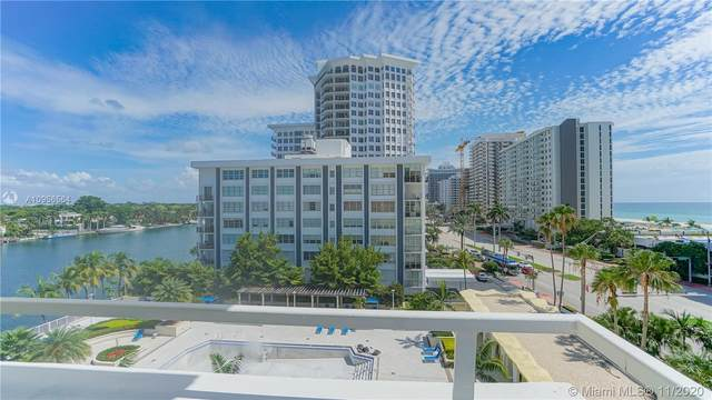 5600 Collins Ave 7T, Miami Beach, FL 33140 (MLS #A10956564) :: Albert Garcia Team