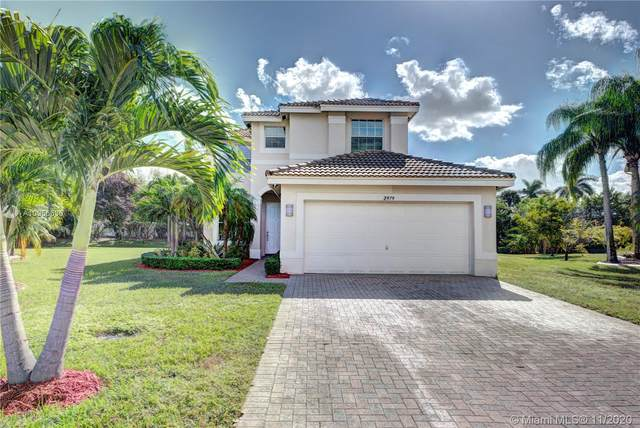 2979 SW 161st Avenue, Miramar, FL 33027 (MLS #A10956630) :: Berkshire Hathaway HomeServices EWM Realty
