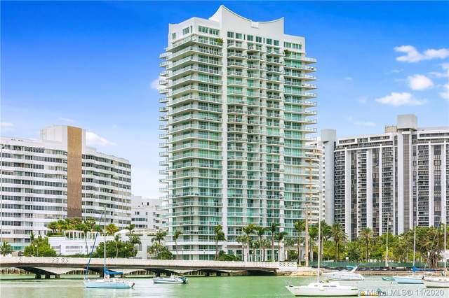 10 Venetian Way #2002, Miami Beach, FL 33139 (MLS #A10956655) :: Albert Garcia Team