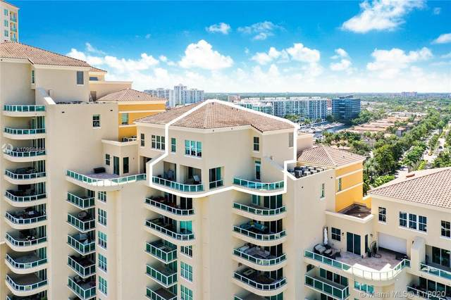 3340 NE 190th St #1504, Aventura, FL 33180 (MLS #A10956660) :: Berkshire Hathaway HomeServices EWM Realty