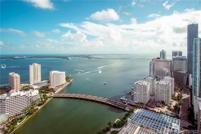 495 Brickell #4611, Miami, FL 33131 (MLS #A10956715) :: ONE Sotheby's International Realty