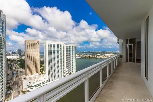 901 Brickell Key Blvd #3605, Miami, FL 33131 (MLS #A10956764) :: Ray De Leon with One Sotheby's International Realty