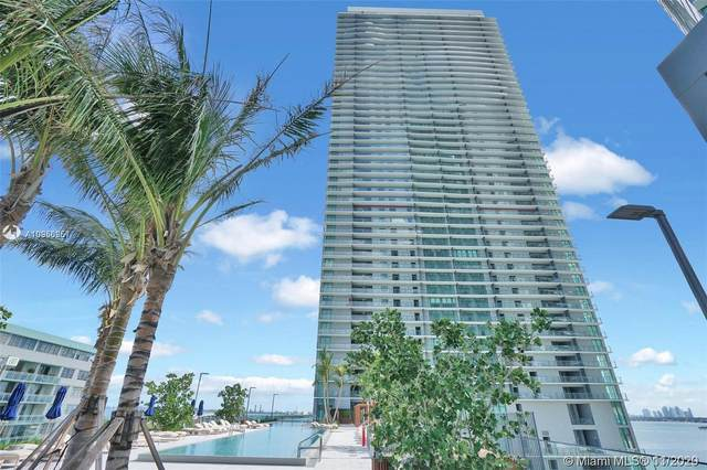 3131 NE 7th Ave #3906, Miami, FL 33137 (MLS #A10956857) :: The Teri Arbogast Team at Keller Williams Partners SW