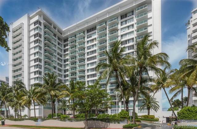 1000 West Ave #503, Miami Beach, FL 33139 (MLS #A10956892) :: Ray De Leon with One Sotheby's International Realty