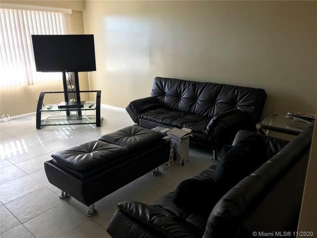750 SW 133rd Ter C410, Pembroke Pines, FL 33027 (MLS #A10956911) :: Berkshire Hathaway HomeServices EWM Realty