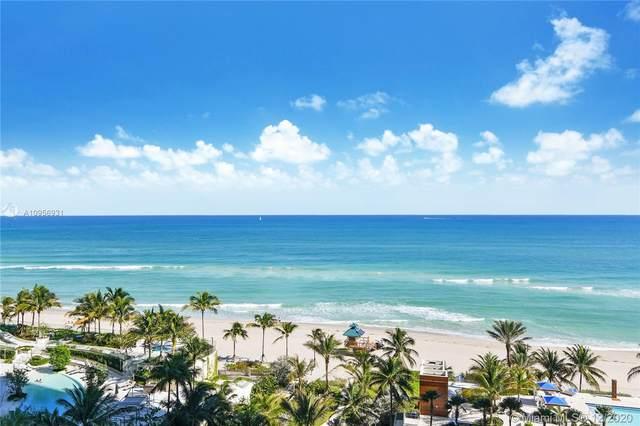 18911 Collins Ave #1207, Sunny Isles Beach, FL 33160 (MLS #A10956931) :: Patty Accorto Team
