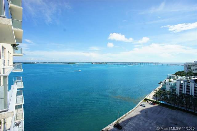 1155 Brickell Bay Dr #1607, Miami, FL 33131 (MLS #A10956936) :: Ray De Leon with One Sotheby's International Realty