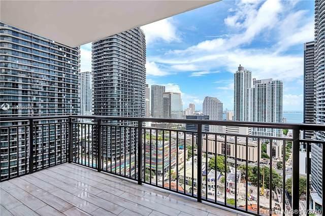 999 SW 1st Ave #2602, Miami, FL 33130 (MLS #A10956946) :: Berkshire Hathaway HomeServices EWM Realty
