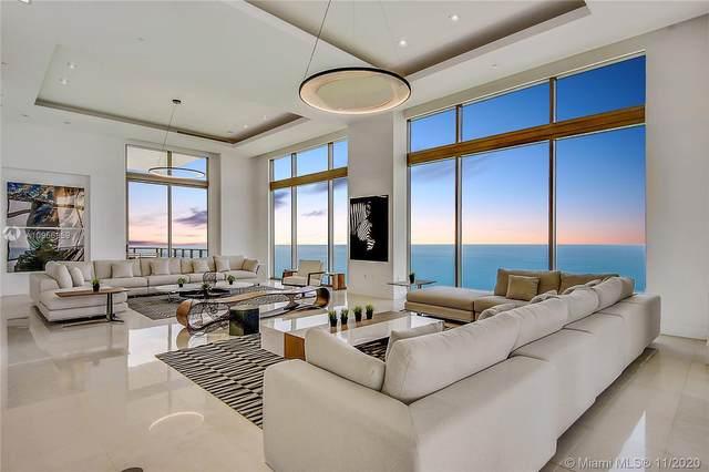 17749 Collins Ave Ph43, Sunny Isles Beach, FL 33160 (MLS #A10956959) :: Carole Smith Real Estate Team