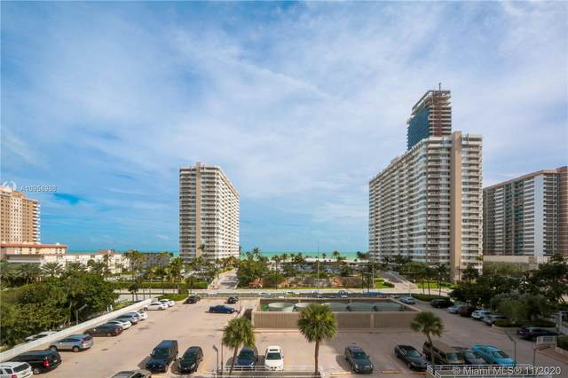 1965 S Ocean Dr 4G, Hallandale Beach, FL 33009 (MLS #A10956986) :: Ray De Leon with One Sotheby's International Realty