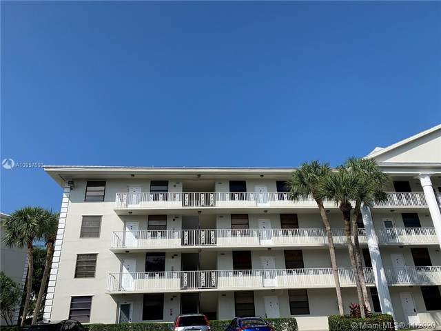 1721 Whitehall Dr #401, Davie, FL 33324 (MLS #A10957003) :: Ray De Leon with One Sotheby's International Realty