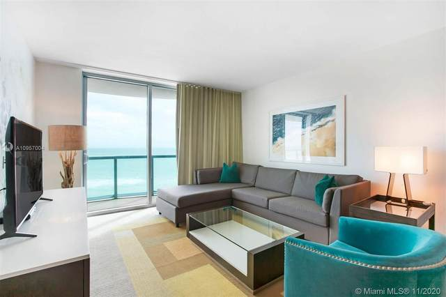 17315 Collins Ave #1101, Sunny Isles Beach, FL 33160 (MLS #A10957004) :: Ray De Leon with One Sotheby's International Realty