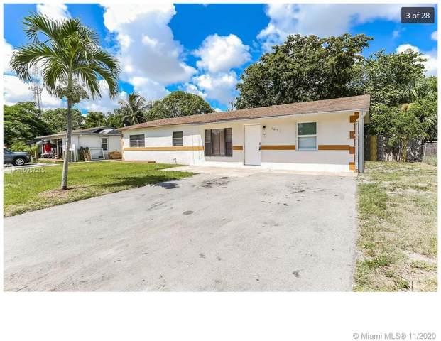 1691 N Cypress Rd, Pompano Beach, FL 33060 (MLS #A10957215) :: Albert Garcia Team