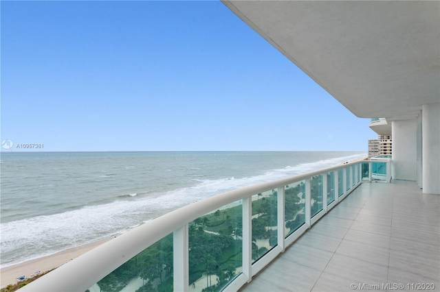 10101 Collins Ave 15E, Bal Harbour, FL 33154 (MLS #A10957361) :: Green Realty Properties
