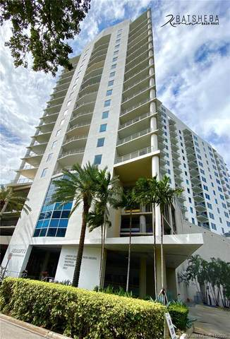 10 SW South River Dr #604, Miami, FL 33130 (MLS #A10957426) :: Green Realty Properties