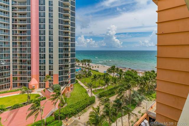 19201 Collins Ave #723, Sunny Isles Beach, FL 33160 (MLS #A10957432) :: ONE Sotheby's International Realty