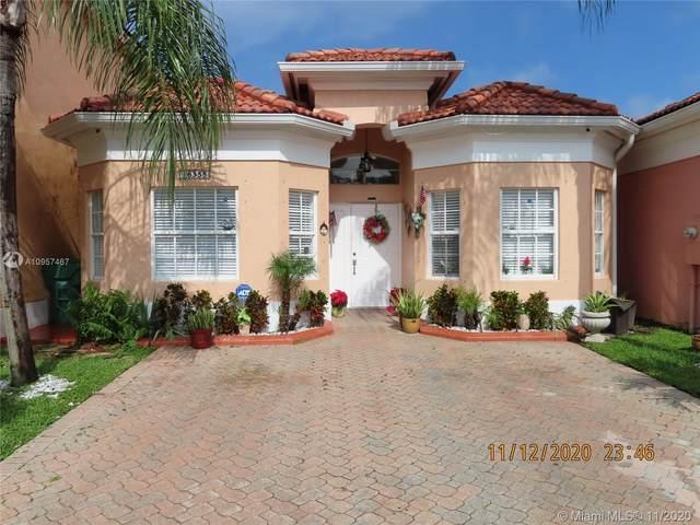 16355 SW 103rd St #0, Miami, FL 33196 (MLS #A10957467) :: The Teri Arbogast Team at Keller Williams Partners SW