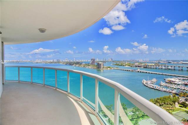 1800 N Bayshore Dr #2101, Miami, FL 33132 (MLS #A10957504) :: Patty Accorto Team