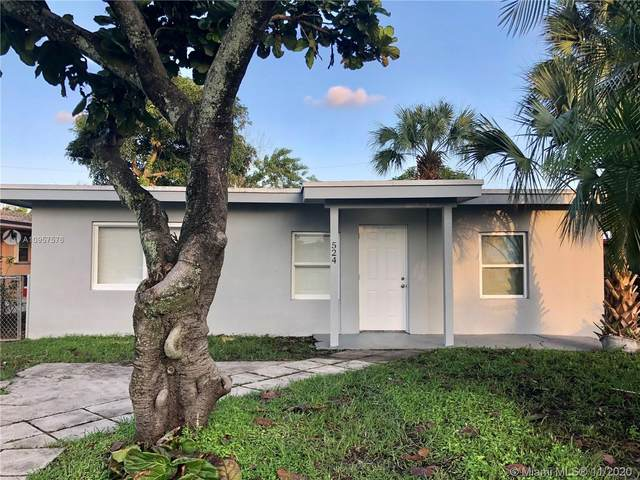 524 NW 17th Ave, Fort Lauderdale, FL 33311 (MLS #A10957576) :: Carole Smith Real Estate Team