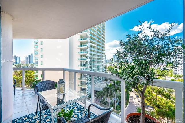 20185 E Country Club Dr #904, Aventura, FL 33180 (MLS #A10957597) :: Ray De Leon with One Sotheby's International Realty