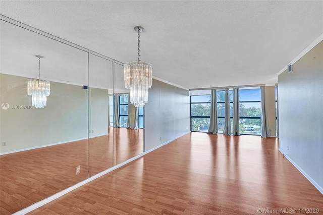 800 Parkview Dr #523, Hallandale Beach, FL 33009 (MLS #A10957640) :: Ray De Leon with One Sotheby's International Realty