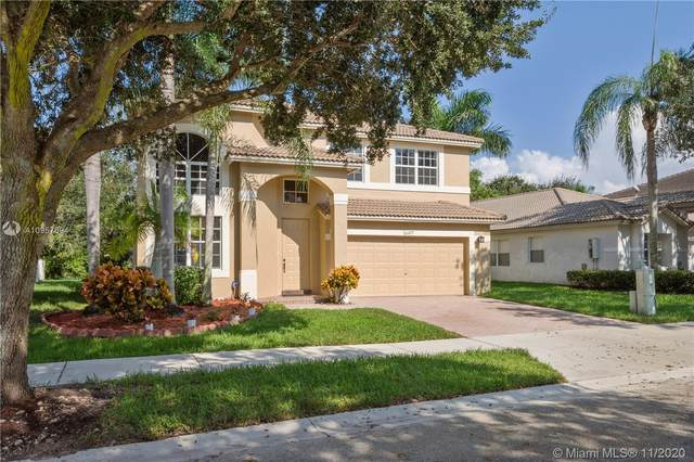 16417 Turquoise Trl, Weston, FL 33331 (MLS #A10957694) :: Albert Garcia Team