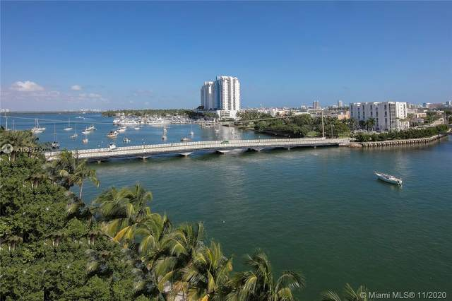 20 Island Ave #608, Miami Beach, FL 33139 (MLS #A10957700) :: ONE Sotheby's International Realty