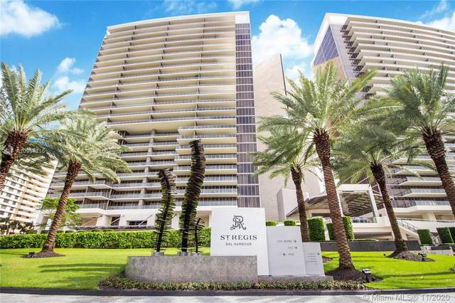 9703 Collins Ave #806, Bal Harbour, FL 33154 (MLS #A10957715) :: Carlos + Ellen