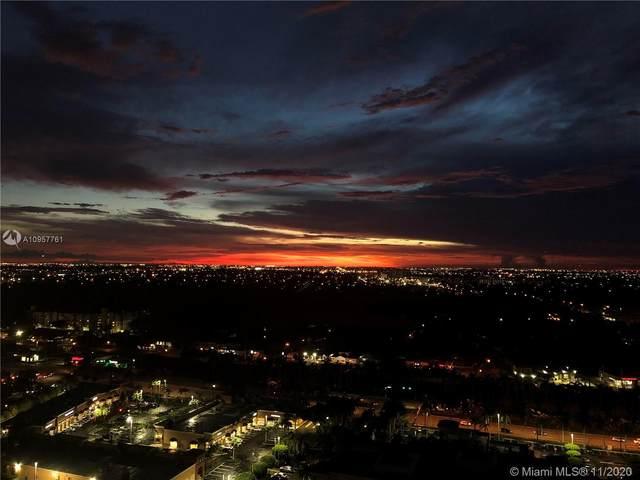 2750 NE 183rd St Ph05, Aventura, FL 33160 (MLS #A10957761) :: Ray De Leon with One Sotheby's International Realty