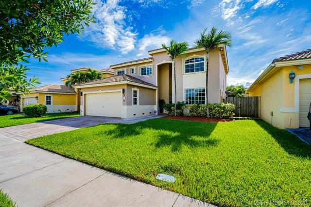 9078 SW 211 Ln, Cutler Bay, FL 33189 (MLS #A10957816) :: Berkshire Hathaway HomeServices EWM Realty