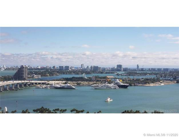 900 Biscayne Blvd #2702, Miami, FL 33132 (MLS #A10957859) :: ONE Sotheby's International Realty