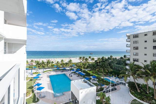 100 Lincoln Rd #736, Miami Beach, FL 33139 (MLS #A10957889) :: Berkshire Hathaway HomeServices EWM Realty