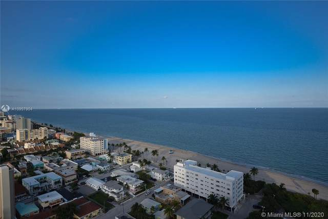 1201 S Ocean Dr 2508N, Hollywood, FL 33019 (MLS #A10957904) :: ONE Sotheby's International Realty