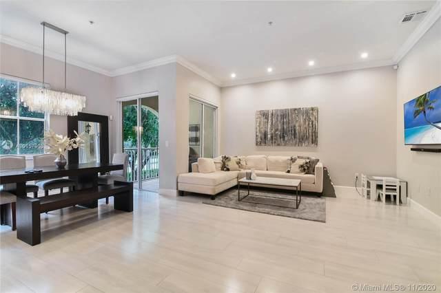 4301 SW 160th Ave #207, Miramar, FL 33027 (MLS #A10957906) :: Berkshire Hathaway HomeServices EWM Realty