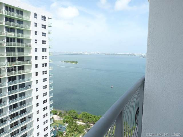 1750 N Bayshore Dr #3307, Miami, FL 33132 (MLS #A10957958) :: Ray De Leon with One Sotheby's International Realty