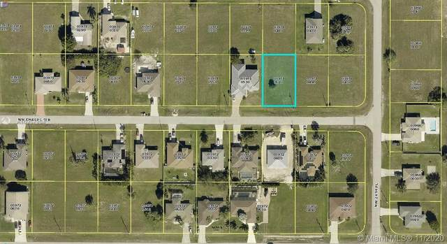2433 Nw Embers Ter, Cape Coral, FL 33993 (MLS #A10957984) :: Castelli Real Estate Services