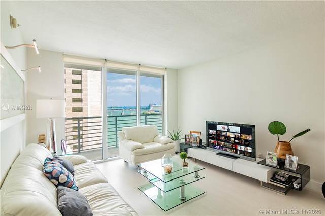 335 S Biscayne Blvd #1608, Miami, FL 33131 (MLS #A10958023) :: Ray De Leon with One Sotheby's International Realty