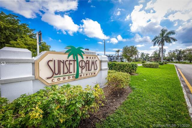 7215 SW 94th Pl H1, Miami, FL 33173 (MLS #A10958047) :: ONE Sotheby's International Realty