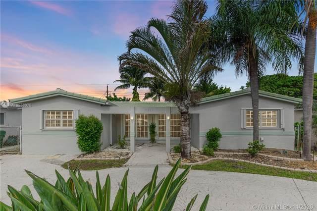 7551 Harbour Blvd, Miramar, FL 33023 (MLS #A10958075) :: Berkshire Hathaway HomeServices EWM Realty