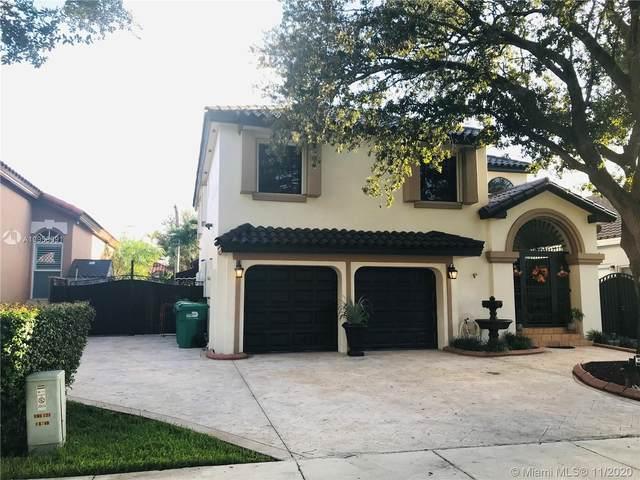 8740 NW 153rd Ter, Miami Lakes, FL 33018 (MLS #A10958091) :: Douglas Elliman