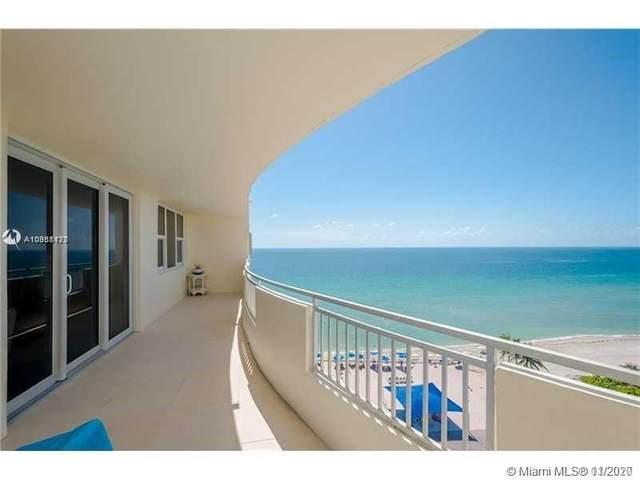 3180 S Ocean Dr #512, Hallandale Beach, FL 33009 (MLS #A10958127) :: Berkshire Hathaway HomeServices EWM Realty