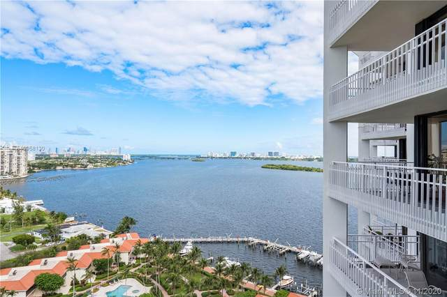 4000 Towerside Terrace #2007, Miami, FL 33138 (MLS #A10958130) :: Prestige Realty Group