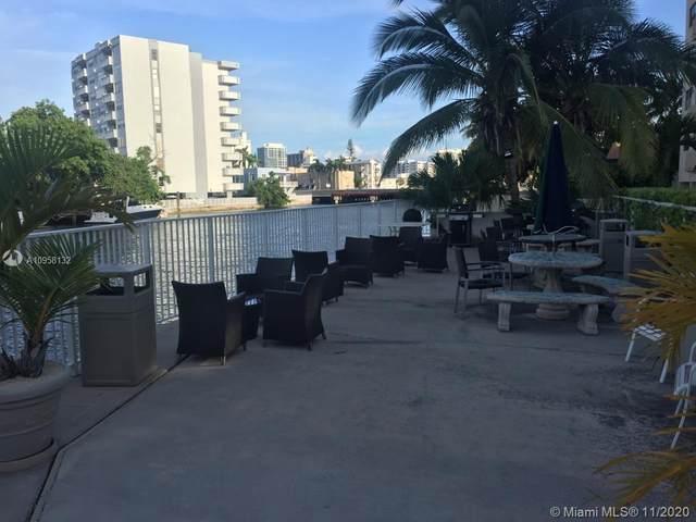 7133 Bay Dr #505, Miami Beach, FL 33141 (MLS #A10958132) :: Compass FL LLC