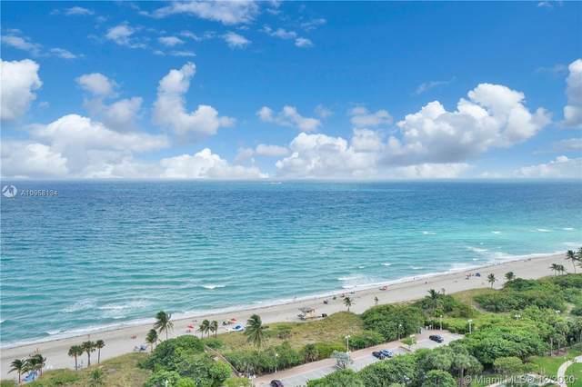 1201 S Ocean Dr 110S, Hollywood, FL 33019 (MLS #A10958134) :: Albert Garcia Team