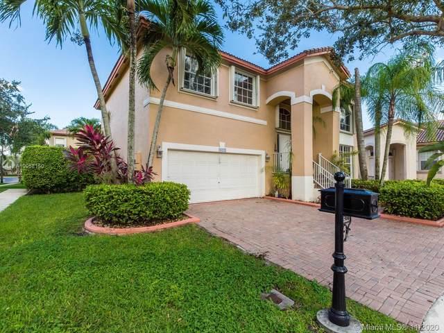 16227 Opal Creek Dr, Weston, FL 33331 (MLS #A10958150) :: Green Realty Properties