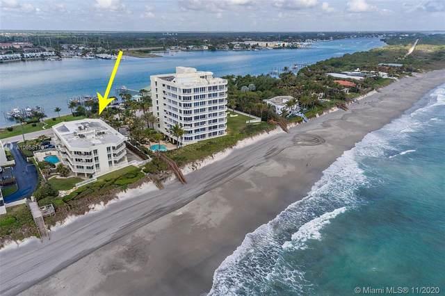 19930 Beach Rd #302, Jupiter, FL 33469 (MLS #A10958170) :: ONE Sotheby's International Realty