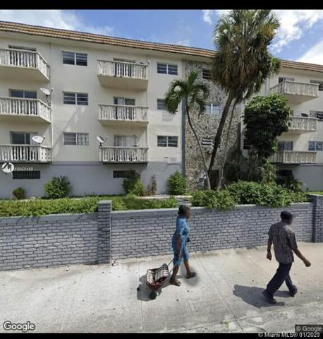12955 NE 6th Ave #404, North Miami, FL 33161 (MLS #A10958189) :: KBiscayne Realty