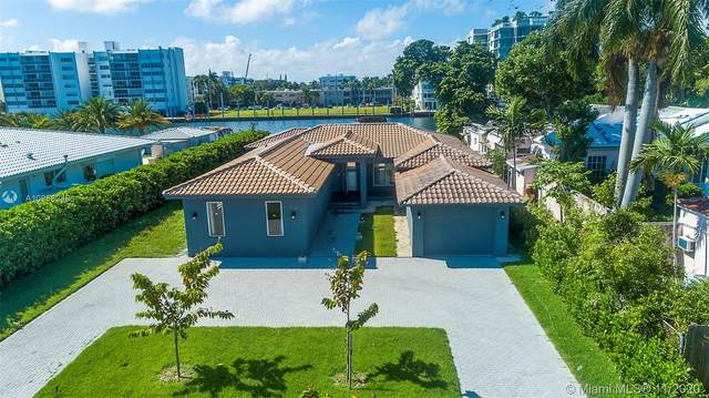 9528 Bay Dr, Surfside, FL 33154 (MLS #A10958248) :: Castelli Real Estate Services